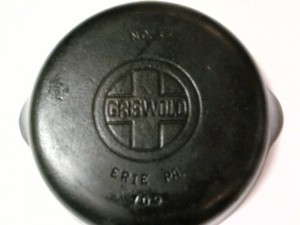 Griswold No3 bottom