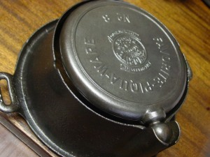 waffle iron left side