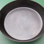 No 7 Wapak Skillet cook surface