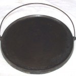 WAPAK No 12 GRIDDLE WITH BAIL top