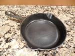 No 3 Griswold Skillet PN 709 Large logo top