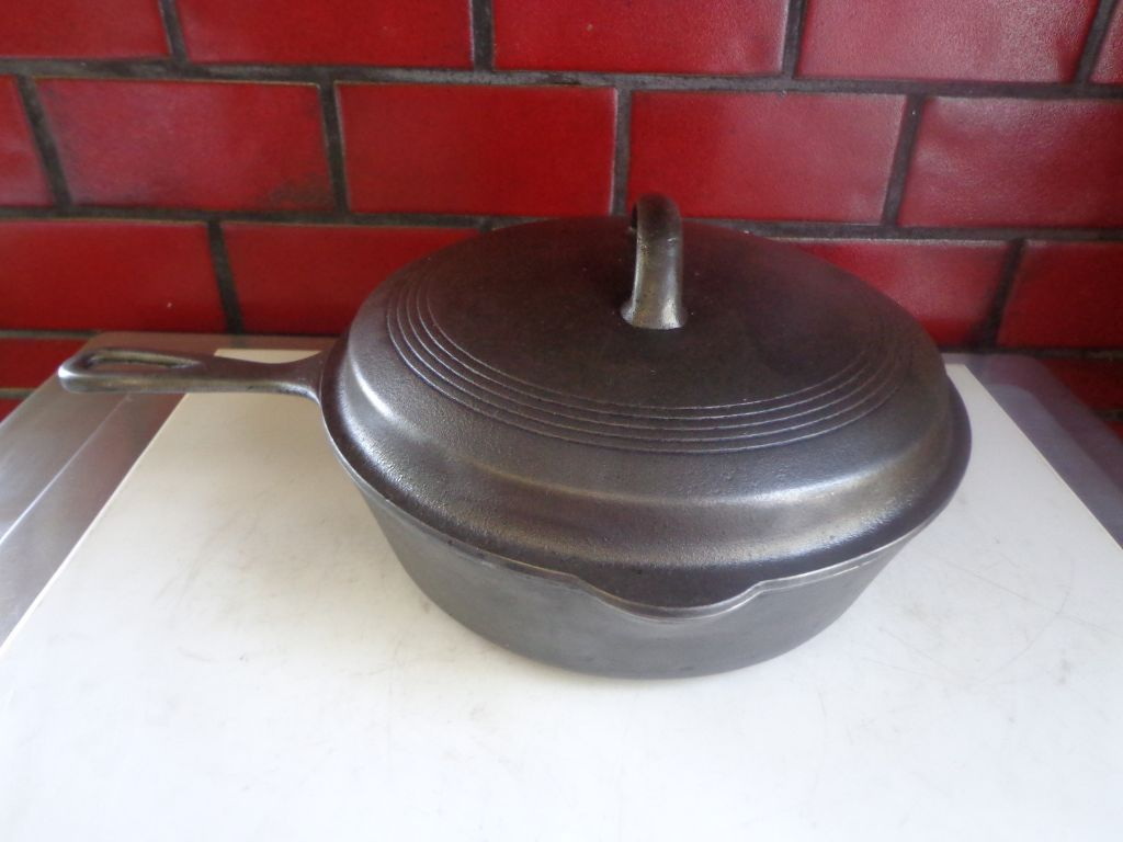 Cast iron dating