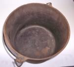 Pot Star Stamped inside
